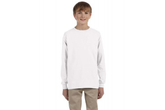 Gildan G240B Youth Long Sleeve Ultra