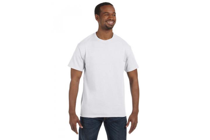 Hanes 5250T Mens/Unisex Tagless®  T-Shirt
