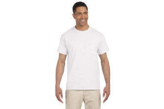 Gildan G230 Mens/Unisex Pocket Tee