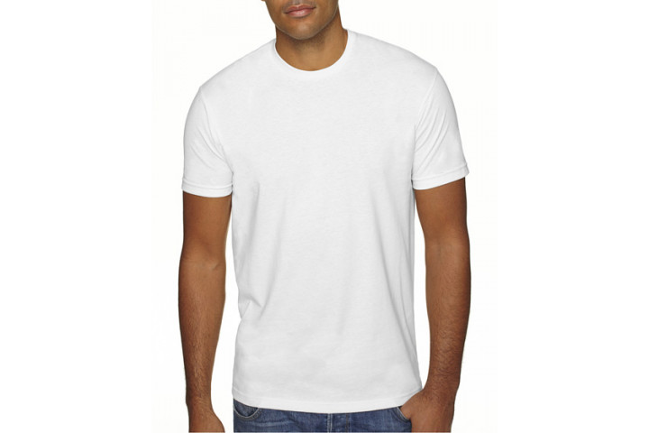 Next Level 6410 Men's Fitted Sueded Crew