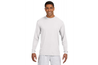 A4 N3165 Mens Performance Long Sleeve