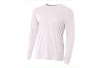 A4 NB3165 Youth Performance Long Sleeve